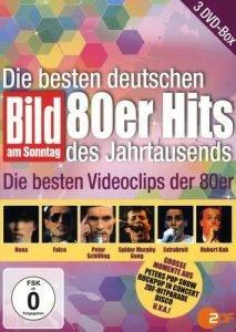 Die besten deutschen 80er Hits des Jahrtausends